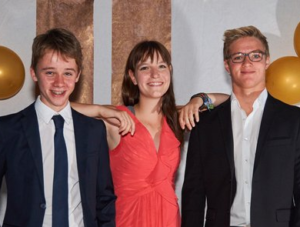 Lucia, Lucas & Tim
